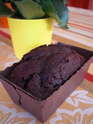 Petits cakes au chocolat d 39 Alain Ducasse