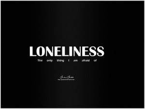 Loneliness by paranoia123