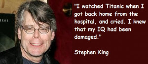 20+ Remarkable Stephen King Quotes