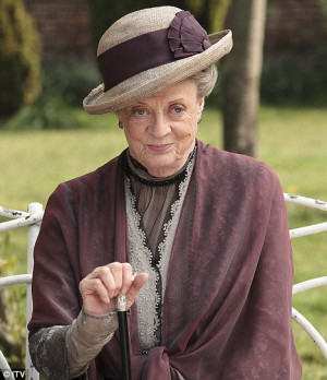 Best Supporting Actress: Dame Maggie Smith is nominated for her role ...
