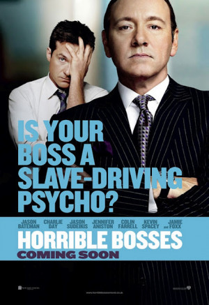 Funny Posters – Horrible Bosses