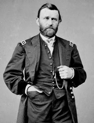 Ulysses S. Grant quotes.