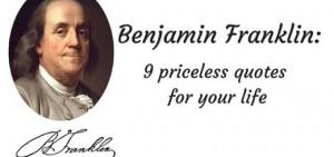 ben franklin quotes, benjamin franklin, franklin quotes, inspirational ...