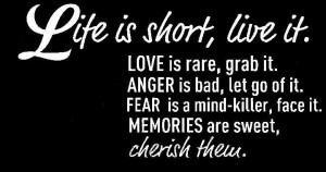 Live well!
