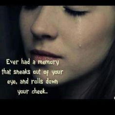been too many of these lately hard to get past losing a love one More
