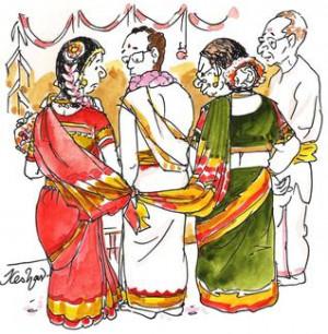 Love Marriage ya Arranged Marriage .