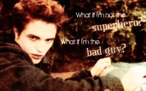 Edward Cullen Team Twilight Saga...