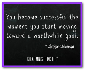 Inspirational Quotes About Achieving Your Goal