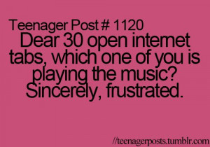 funny, haha, music, quote, smth, teenage posts, teenager posts, true ...