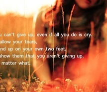 alone,cry,girl,give,up,nature,never,give,up,photography,quotes,sad ...