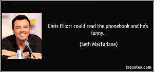 More Seth MacFarlane Quotes
