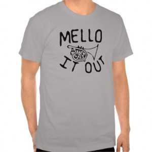 Mellophone Quotes Sketch-style mellophone