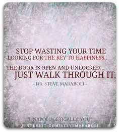 Stop wasting your time looking for ... #quote More