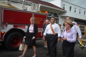 Bridget Ann Kelly, texting, with Governor Chris Christie and Michelle ...