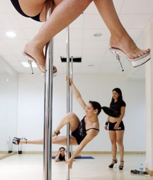 Quotes On Pole Dancers #1