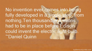Top Quotes About Edison Light Bulb
