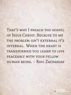 Ravi Zacharias quotes More