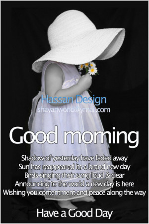 Good Morning Quotes for 20-05-2010