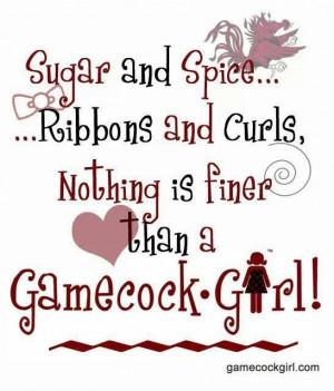 Gamecock Girl