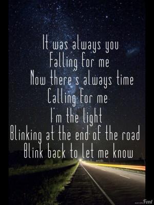 Always - Panic! at the Disco (Lyrics) - YouTube