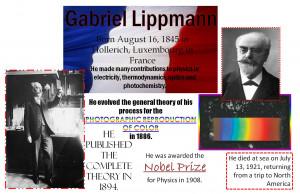 Gabriel Lippmann Pictures