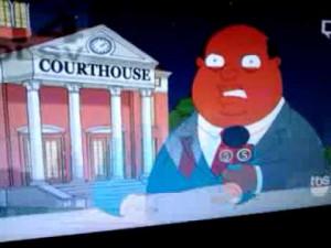 Family Guy: Ollie the Weatherman recaps the last episode