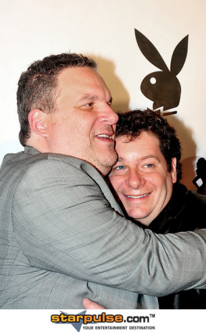 Jeff Garlin and Jeff Ross CUE 000544 jpg