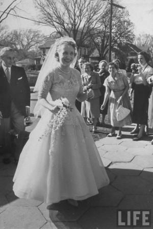 Margaret Truman Daniels 1956