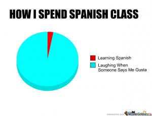 class funny meme spanish teacher