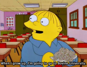 ... 10 2011 at 9 50pm in ralph ralph wiggum the simpsons simpsons 34 notes