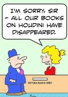 Library Jokes and Funny One-liners