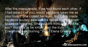 Top Quotes About Masquerade