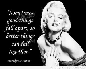 Marilyn Monroe Quotes for facebook - HD Backgrounds