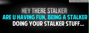 stalking are we profile facebook covers