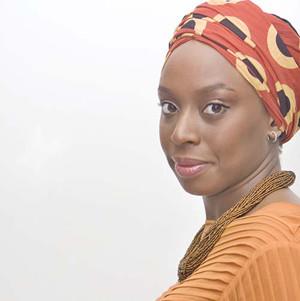 Chimamanda Ngozi Adichie, image via Wikipedia Commons.