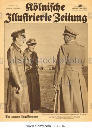 ... Reichsmarschall Hermann Goering amp General Major Adolf Galland