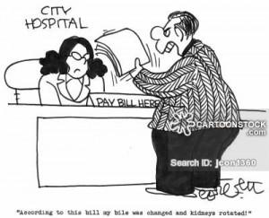 Medical Billing cartoons, Medical Billing cartoon, Medical Billing ...