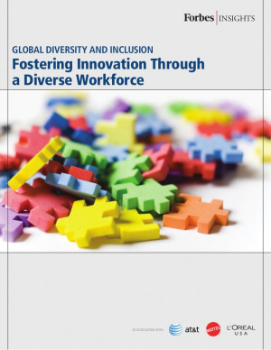innovation through diversity Innovation through inclusion: the multicultural cybersecurity workforce an (isc)  diversity is not only important for driving company growth and profit.