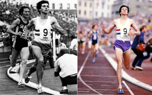 Sebastian Coe: Olympic champion 1500m, former world records 800m ...
