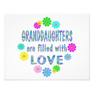 Granddaughter Custom Announcement from Zazzle.com