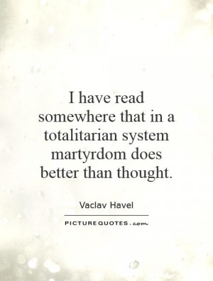 vaclav havel hope essay