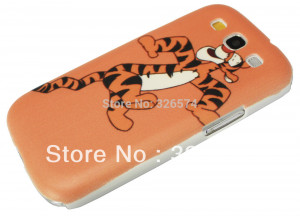 Cute Tigger Cartoon-cute-tigger-tiger-patterned-design-hard-plastic ...