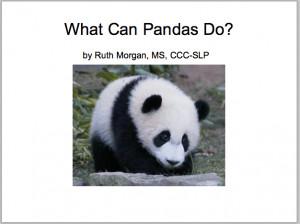 Cute Panda Quotes Pandas are very cute,
