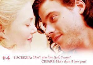 Cesare & Lucrezia #7: