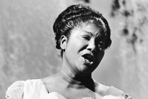 Mahalia Jackson's name is synonymous with great gospel and her ...