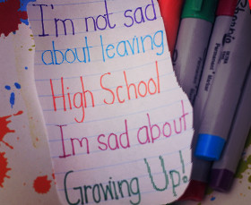 Leaving High School Quotes & Sayings