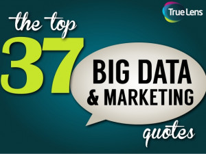 37 Quotes About Big Data and Marketing