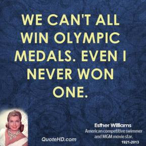 Medals Quotes
