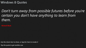 Windows 8 Quotes
