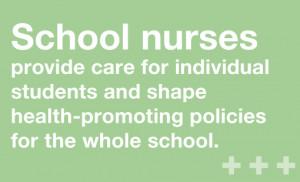 School Nurse in Every School